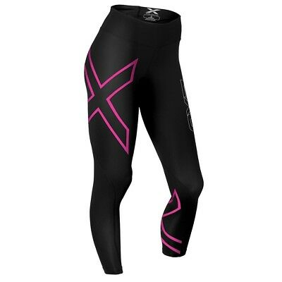 NEW - 2XU Women's Compression Mid Tights