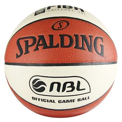 NEW - Spalding Official NBL Game Ball