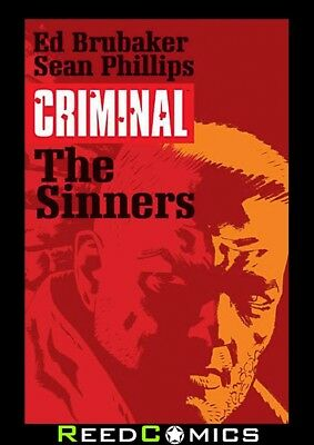CRIMINAL VOLUME 5 THE SINNERS GRAPHIC NOVEL New Edition Paperback by Ed Brubaker