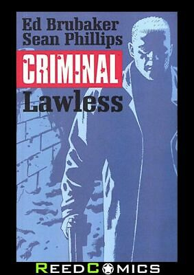 CRIMINAL VOLUME 2 LAWLESS GRAPHIC NOVEL New Edition Paperback by Ed Brubaker