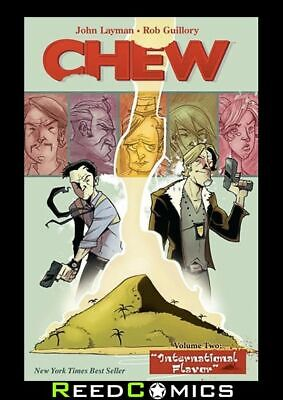 CHEW VOLUME 2 INTERNATIONAL FLAVOR GRAPHIC NOVEL New Paperback Issues #6-10