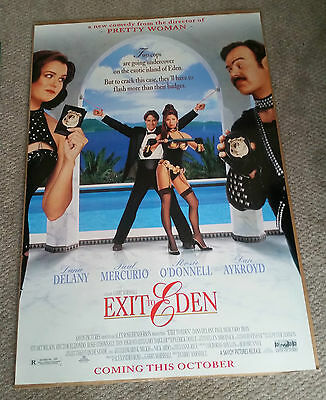 Exit To Eden (1994) Original One Sheet Movie Poster 27x40 Dana Delany