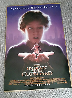 The Indian In The Cupboard (1995) Original One Sheet Movie Poster 27x40