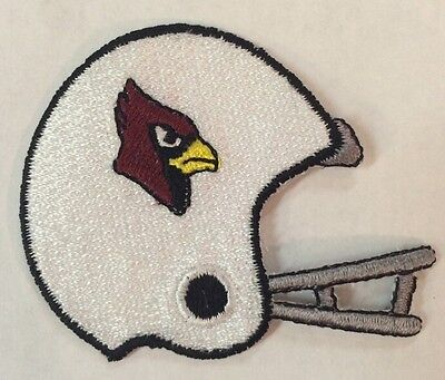 3 LOT ARIZONA CARDINALS IRON ON PATCHES 3 inch