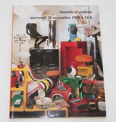 Catalogue Vente 1990 Drouot Style Dollipompin 400 Creations Annee 60 70 Tintin A