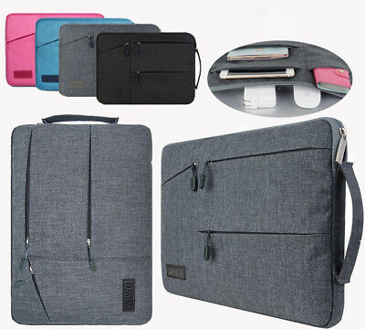 "Gearmax Traveler Laptop Sleeve Carry Bag Case For Macbook Pro Air 11"" 13"" 15"""