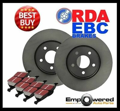 Volvo XC90 All *308mm Vented* 2003 on REAR DISC BRAKE ROTORS + PREMIUM PADS