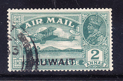 KUWAIT George V 1933 SG31 2as of India opt - fine used. Catalogue £27