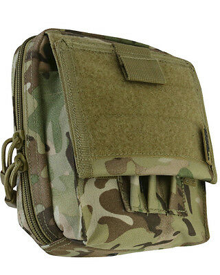 Kombat Molle Special Ops Map Case Btp Mtp