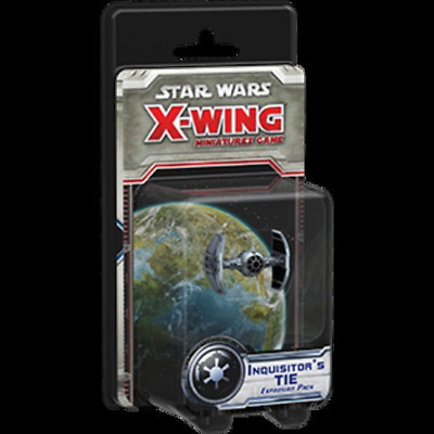Star Wars - X-Wing - Inquisitor's Tie- Brand New!