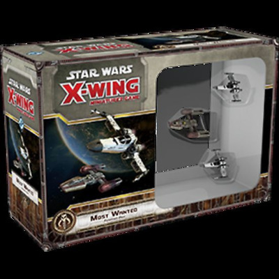 Star Wars - X-Wing - Most Wanted- Brand New!