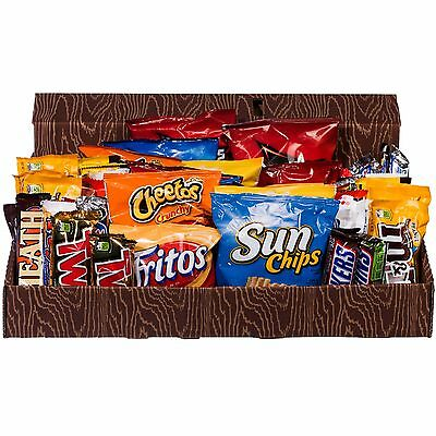 Woodgrain Honor Snack Box