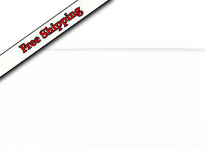 White A7 Envelopes for 5x7 Cards Invitation Announcements Party High Quality