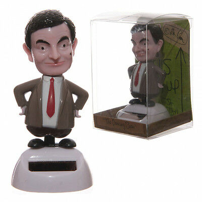 'The Dancing Mr Bean' Novelty Solar Powered Moving Pal Toy Car Dashboard