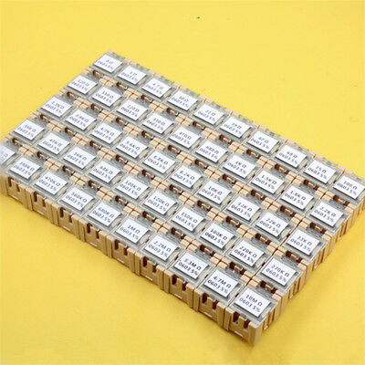 50 value 0603 SMD assorted Resistor Kit in Box (0R~10MR) 10000PCS 1/10W 5%,RoHS