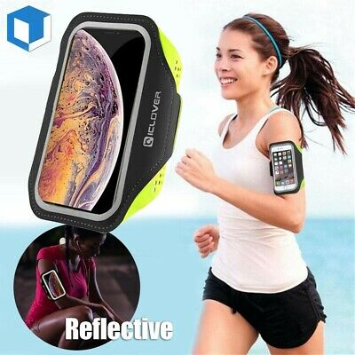 iPhone 8 / 7 / Plus Sport Running Armband Jogging Gym Arm Band Pouch Holder Bag