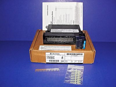 NEW IN ORIGINAL BOX Allen Bradley 1756-IB16I /A Isolated Input ControlLogix