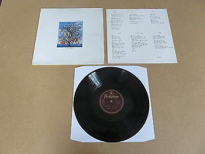 TALK TALK Spirit Of Eden LP VERY RARE UK 1988 ORIGINAL 1ST PRESSING PCSD105
