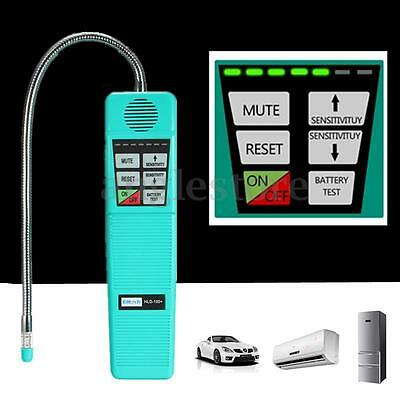 Portable AC Halogen Refrigerant Gas Leakage Detector High Sensitivity Tester New