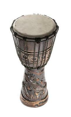 50cm professional Djembe Drum Bongo Tabla Gecko 3-4 days delivery to Uk with Dhl