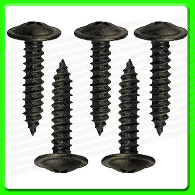 Pack of 5 Self Tapping Screws, Large Head Pozi Drive 4.8x19mm [PWN349]