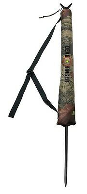 New Dead Ringer Fan Tom Turkey Hunting Ground Blind & Adjustable Gun Rest DR5009