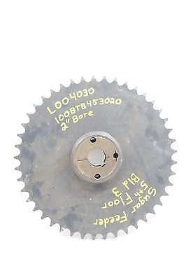 Martin 100Btb45 3020 45-Tooth 2 In Single Row Chain Sprocket D544489