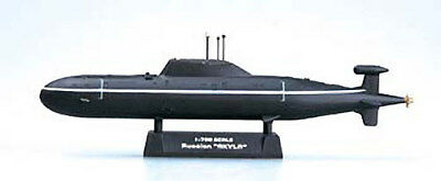 NEW MRC 1/700 Easy Model Russian Akula Submarine 37304