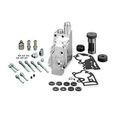 S&S Cycle Billet Oil Pump Kit with Standard Cover 31-6206