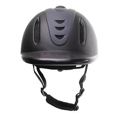 Safety Low Profile Western Horse Riding Helmet Hard Hat Head Protective Gear