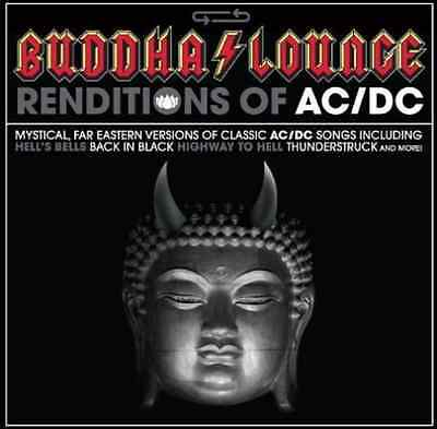 BUDDHA LOUNGE RENDITIONS OF...-Buddha Lounge Renditions Of Ac  CD NEW