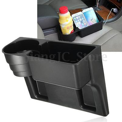 Universal Car Seat Drink Cup Holder Water Bottle Coffee Food Mug Mount Stand