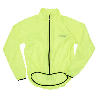 NEW - Fluid Adult's See Me Cycling Jacket