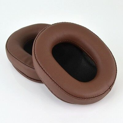 Brown Earpads Ear Pads Cushions for Audio-Technica ATH-M50X M20 M30 M40 M50 SX1