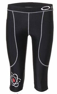 ATOM PRO-COMPRESSION Womens Compression Pants Capris NWT
