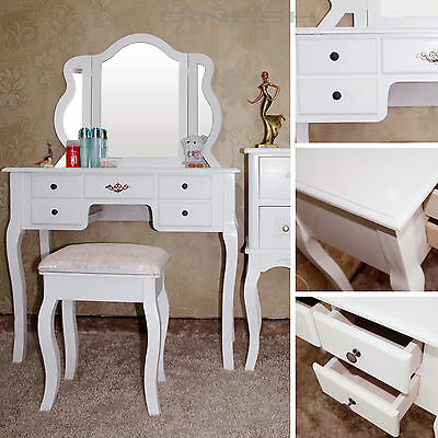 Make-up table ANNABELLA Dressing Vanity cupboard Cosmetic