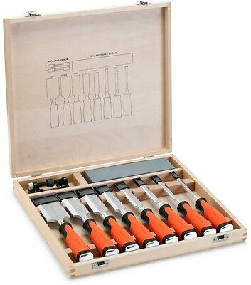 10pc Wood Carving Chisel Set