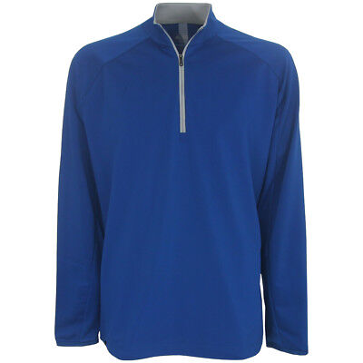 Adidas Golf Men's ClimaCool Competition Quarter Zip Layering Top