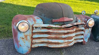 "1950's CHEVY Truck Automotive Wall Art Retail Display ""Watch Video"""