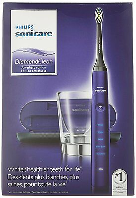 Philips Sonicare DiamondClean Amethyst HX9371/04 Damaged outer packaging