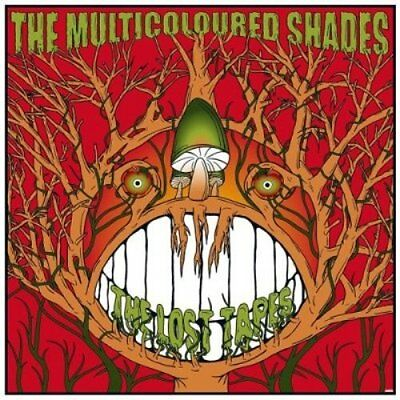 THE MULTICOLOURED SHADES - The Lost Tapes - 10 inch EP Sireena