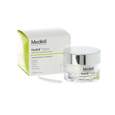 Medik8 Hydr8 Night Advanced Antioxidant Cream
