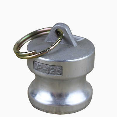 Camlock Dust Plug 32mm Type DP Cam Lock Coupling Irrigation Water Fitting