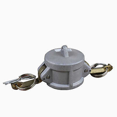 Camlock Dust Cap 40mm Type DC Cam Lock Coupling Irrigation Water Fitting