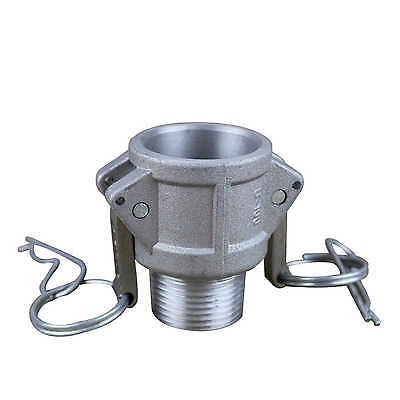 Camlock Coupling Water to Male Thread 25mm Type B Cam Lock Coupling Water