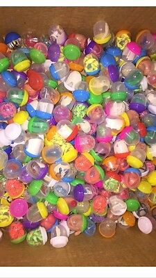 "1000 2"" Toy Filled Vending Capsules Bulk Mix Birthday Party Favor"