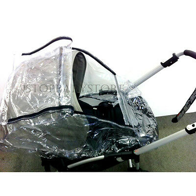 Universal Raincover Fits Bugaboo Bee Cameleon iCandy Peach 2 Carrycot Zapp Buzz