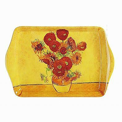 Leonardo Van Gogh Sunflowers Small Melamine Scatter Tray