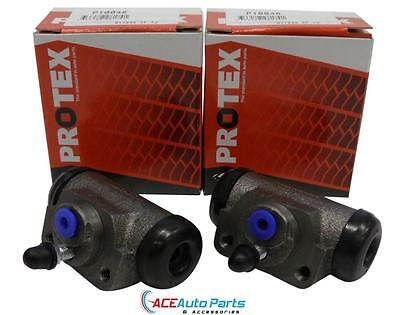 New Rear Brake Wheel Cylinders For Holden HQ HJ HX HZ WB Protex