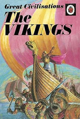 Great Civilisations: the Vikings: A Ladybird Book - New Book